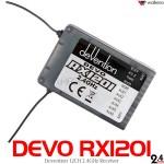 Walkera (HM-DEVO-RX-1201) DEVO-RX1201 2.4 GHz Receiver
