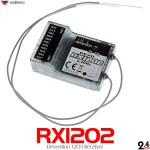 Walkera (HM-DEVO-RX-1202) DEVO RX-1202 2.4GHz Receiver