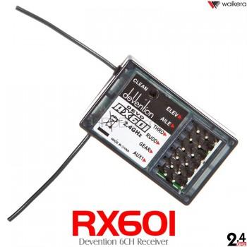 Walkera (HM-DEVO-RX-601) DEVO RX-601 2.4GHz Receiver