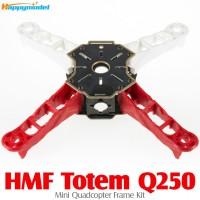 HappyModel HMF Totem Q250 Mini Quadcopter Frame Kit