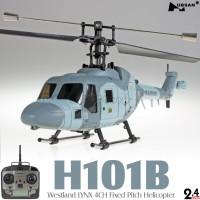 Hubsan (HS-H101B-G-M2) Westland LYNX 4CH Helicopter RTF