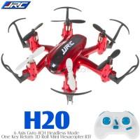 JJRC H20 6 Axis 4CH Headless One Key Return 3D Mini Hexacopter RTF