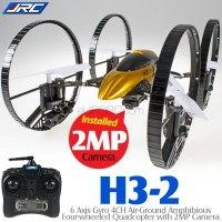 JJRC H3 Air-Ground Quadcopter RTF (Gold, Mode 2)