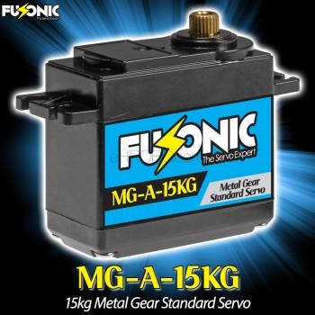 Fusonic (MG-A-15KG) 15kg Metal Gear Standard Servo