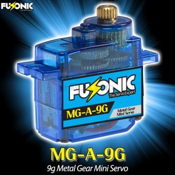Fusonic (MG-A-9G) 9g Metal Gear Mini Servo