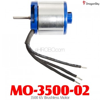 Dragonsky (MO-3500-02) 3500 KV Brushless Motor