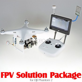 FPV Solution Package for DJI Phantom 2