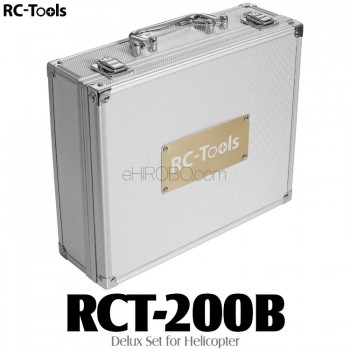 RCT-200B Delux Set for HelicopterCopterX CX 250 Flybarless Parts