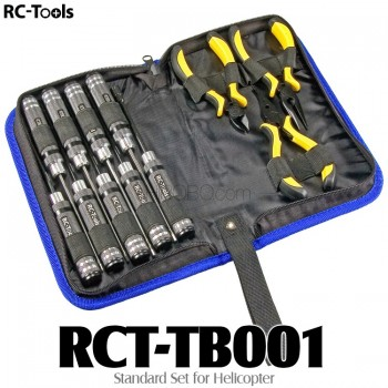 RCT-TB001 Standard Set for HelicopterCopterX CX 250 Flybarless Parts