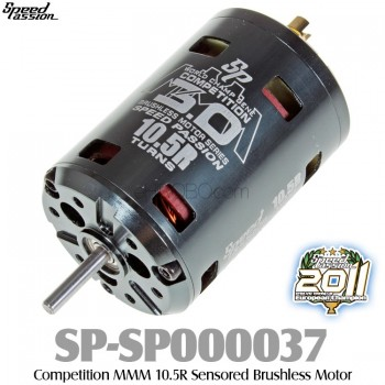 Speed Passion (SP-SP000037) Competition MMM 10.5R Sensored Brushless MotorMotors For Cars