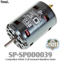 Speed Passion (SP-SP000039) Competition MMM 17.5R Sensored Brushless Motor