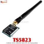 SkyZone (SZ-TS5823) TS5823 5.8GHz 32CH 200mW Mini FPV AV Transmitter