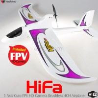 WALKERA HiFa FPV Brushless Airplane ARTF - WiFi