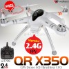 WALKERA QR X350 GPS Drone FPV HD Camera 6CH Brushless UFO with RX-702 Receiver, IOC, GoPro Wire and DEVO F7DS Transmitter RTF (Latest version 1.3 updated) - 2.4GHzWalkera QR X350 Parts