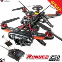 WALKERA Runner 250 Advance FPV GPS Racing Quadcopter RTF GPS2LP