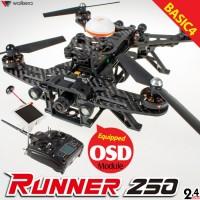 WALKERA Runner 250 FPV Racing Quadcopter RTF BASIC4