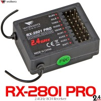 WALKERA (WK-2801-Z-02) RX-2801PRO 2.4GHz Receiver