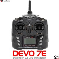 Walkera (WK-DEVO7E) Devention 2.4 GHz Transmitter