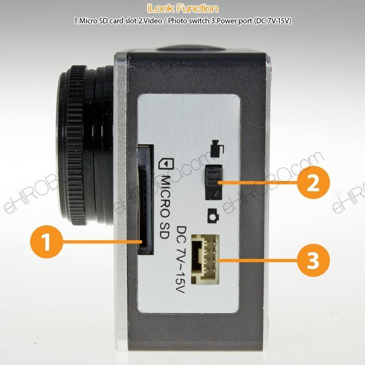 on walkera ilook kamera wiring diagram