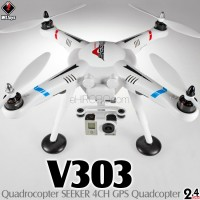 WLTOYS V303 Quadrocopter SEEKER RTF (Mode 2)