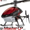 WALKERA Master CP 3D Helicopter without Transmitter ARTF - 2.4GHzWalkera Helicopters