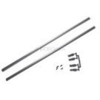 HIROBO (#0412-151) HIROBO SD TAIL BOOM BRACE L=445