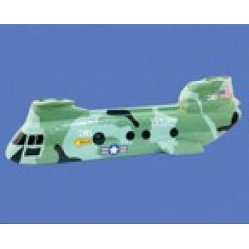 Walkera (HM-038-Z-21) Fuselage setWalkera 38-Z Parts