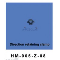 Walkera (HM-005-Z-08) Directions retaining clamp