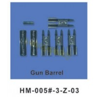 Walkera (HM-005#3-Z-03) Gun Barrel