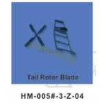 Walkera (HM-005#3-Z-04) Tail Rotor Blade