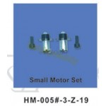 Walkera (HM-005#3-Z-19) Small Motor Set