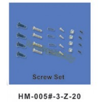 Walkera (HM-005#3-Z-20) Screw Set