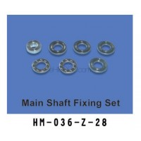 Walkera (HM-036-Z-28) Main Shaft Fixing Set