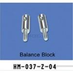 Walkera (HM-037-Z-04) Blance Block