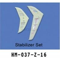 Walkera (HM-037-Z-16) Stabilizer Set
