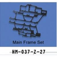 Walkera (HM-037-Z-27) Main Frame Set