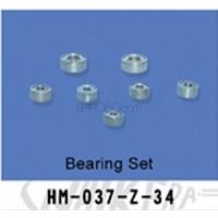 Walkera (HM-037-Z-34) Bearing Set