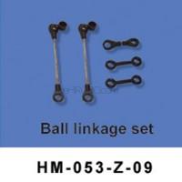 Walkera (HM-053-Z-09) Ball linkage set