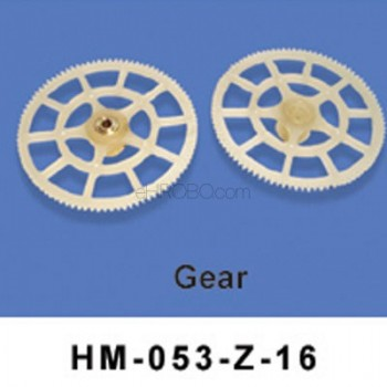Walkera (HM-053-Z-16) GearWalkera Dragonfly 53-Z Parts