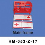 Walkera (HM-053-Z-17) Main frame