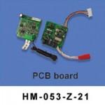 Walkera (HM-053-Z-21) PCB board - 72MHz