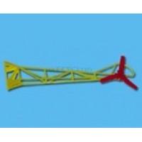 Walkera (HM-5#6-Z-04) Tail truss set