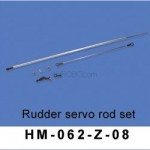 Walkera (HM-062-Z-08) Rudder servo rod set