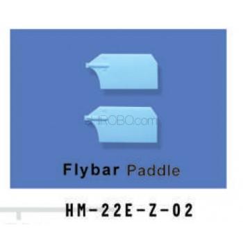 Walkera (HM-22E-Z-02) flybar bladeWalkera 22E-Z Parts