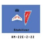 Walkera (HM-22E-Z-22) Stabilzer