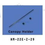 Walkera (HM-22E-Z-29) Canopy holder