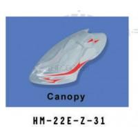 Walkera (HM-22E-Z-31) canopy
