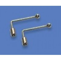 Walkera (HM-68B-Z-04) L-shape linkage