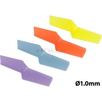 Skyartec (NANO-032) Tail Blades Set (1.0mm)Skyartec WASP 100 NANO CPX (Brushless) Parts