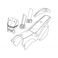SKYRC (SK-700002-03) body shell sets
